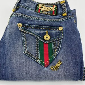 COOGI Boot Cut Jeans